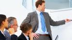 Wer gut kommuniziert, kommt gut an: Präsentieren ist mehr als Powerpoint - Foto: Y. Arcurs, Fotolia.com
