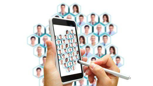 Smartphones und Tablets werden längst nicht nur zum Aufruf von E-Mails verwendet.