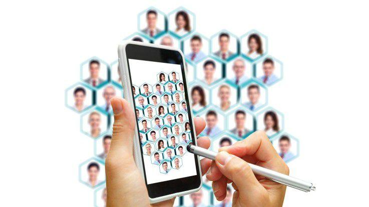 Tablet-Strategien gibt es bislang nur bei fortschrittlicheren Unternehmen.