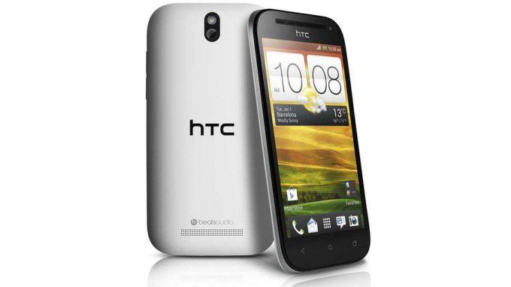 Wahlweise mit und ohne LTE-Unterstützung verfügbar: HTC One SV