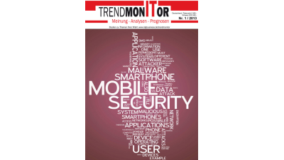 COMPUTERWOCHE Marktstudien: Trendmonitor Mobile Security