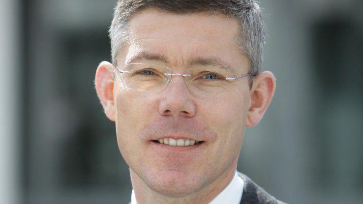 Christian P. Illek, Deutschlandchef von Microsoft
