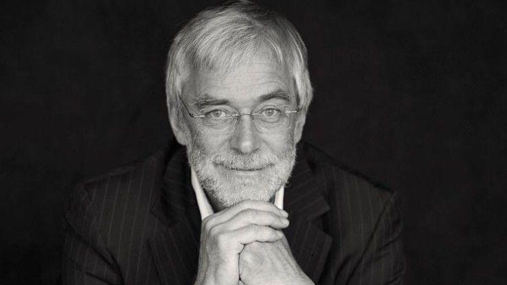 Hirnforscher Gerald Hüther.