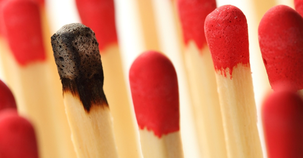 Im Teufelskreis: In 13 Schritten zum Burnout - Foto: Fotolia, S. Hoppe