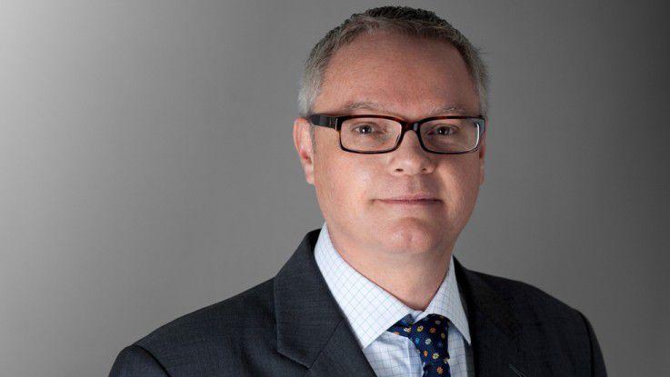 Donald Badoux, der Geschäftsführer von Savvis Deutschland, sieht den Fachkräftemangel mit Sorge.