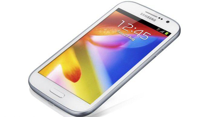 Samsung Galaxy Grand: Groß, aber nicht großartig