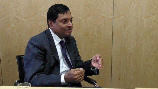 """Wipro-CEO TK Kurien: """"Das Outsourcing-Geschäft wird sich ändern, es muss fließender und flexibler werden."""""""