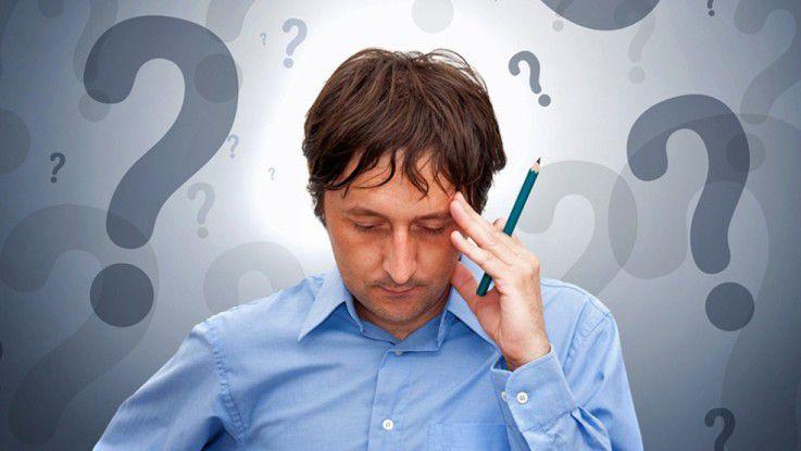 Mittelständischen IT-Organisationen bereitet ITIL Kopfzerbrechen.