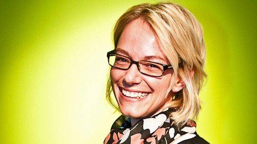 Bianca Hennemann ist Personalerin beim IT-Dienstleister generic in Karlsruhe.
