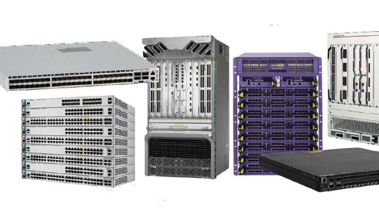Gartner-Manager Skorupa erklärt aus welchen Komponenten sich SDN zusammensetzt.