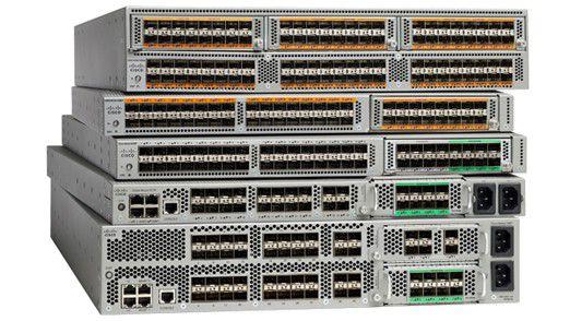 Mit der Switch-Reihe Nexus hat sich Cisco bei vielen Unternehmen einen festen Platz im Rechenzentrum erobert.
