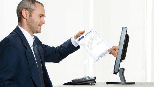 Online-Lösungen für Rechnungsstellung.