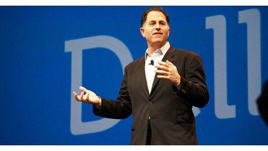 Michael Dell, Gründer und seit zwei Jahren wieder Alleininhaber der Dell Inc.