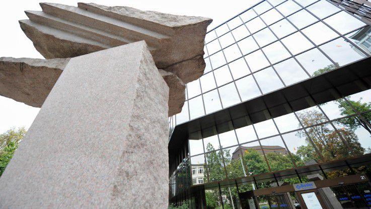 Die IT der Baloise Group (im Bild die Basler Versicherungen) wandelte sich von der IT-Abteilung zum konzernweiten Service-Provider.
