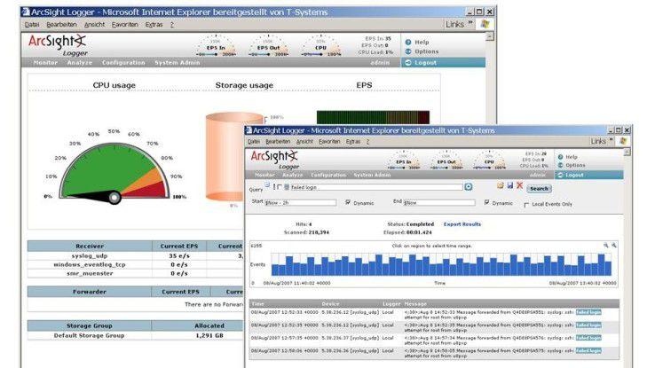 Für die Übernahme von ArcSight hatte HP im Jahr 2010 1,5 Milliarden Dollar ausgebeben.
