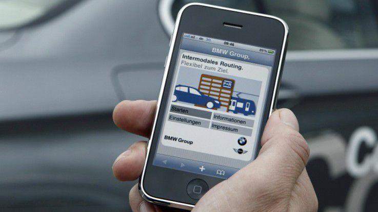 Wegen der steigenden Zahl an mobilen Business-Nutzer und -Anwendungen ist eine effektive Verwaltung sinnvoll.
