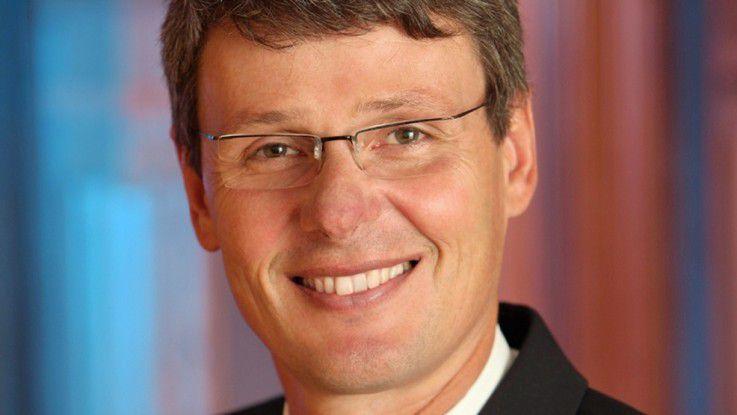 Thorsten Heins, President und CEO von Research In Motion (RIM).
