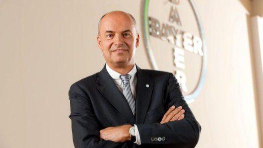Daniel Hartert, CIO der Bayer AG