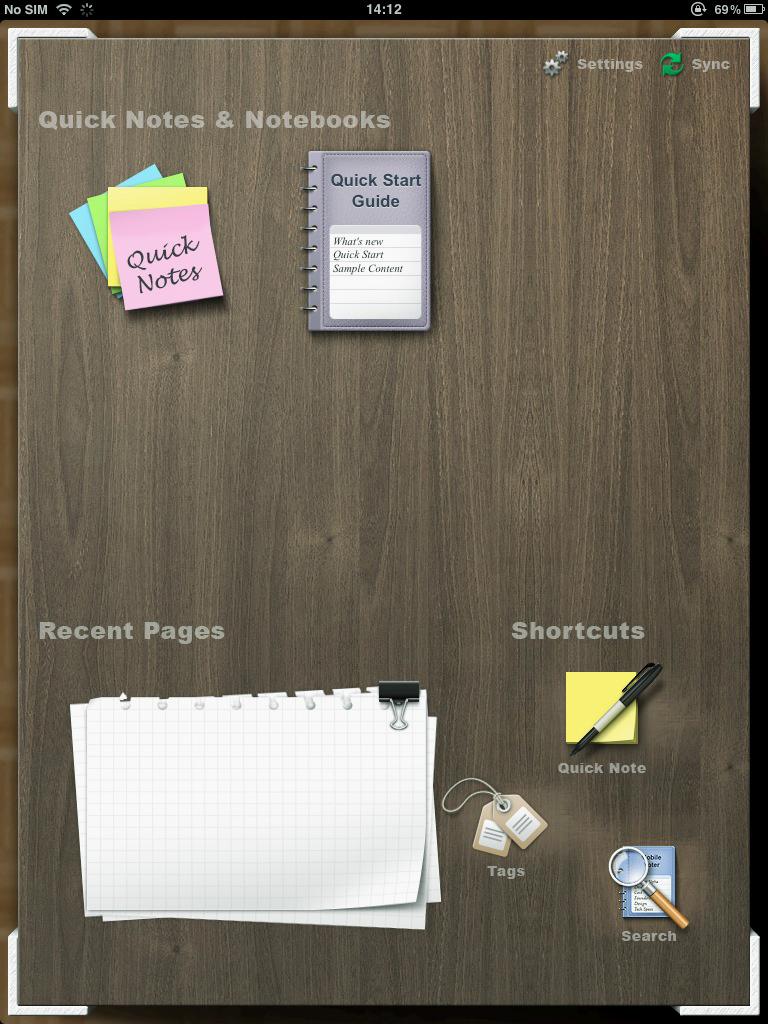 "Mobile Noter integriert sich nahtlos mit Microsofts Produktivitäts-Tool ""OneNote""."