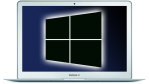 Bootmanager-Anleitung für Mac OS X: Apple Boot Camp - Windows 8 auf MacBook und Mac mini - Foto: Apple, Microsoft