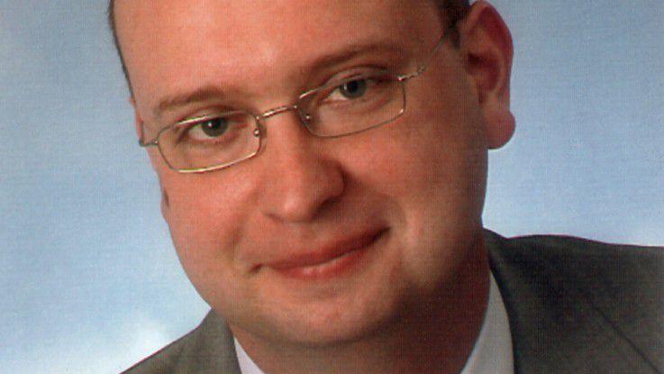 Severin Canisius, Senior Manager IT bei Jack Wolfskin
