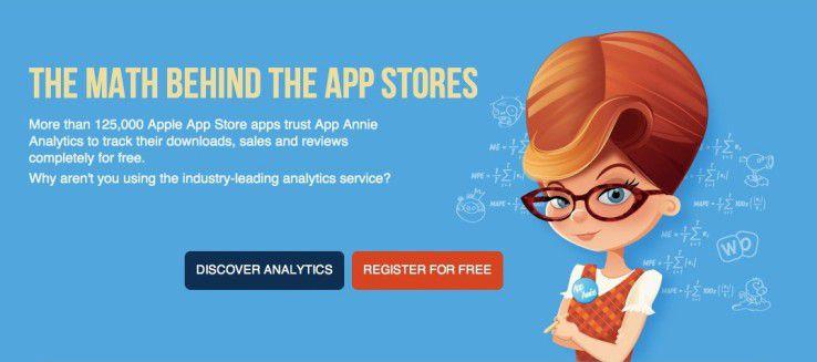 App Annie weiß, was mit den eigenen Apps passiert ist.