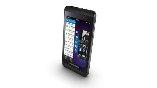 Das Blackberry Z10