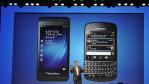 Blackberry Z10 und Q10 vorgestellt: Blackberry erfindet sich neu