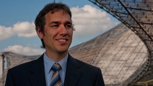 Günther Reisner, Pentasys, ist Entwickler aus Leidenschaft.