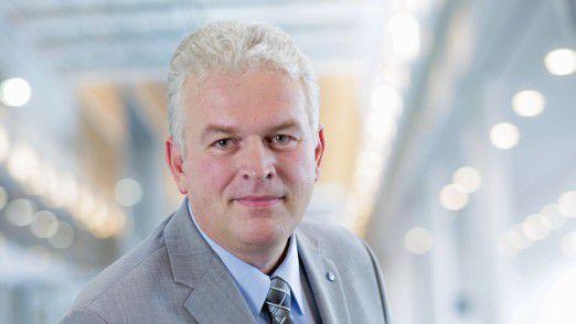 """Für Andreas Oczko steht fest: """"Diesen Erfolg haben wir gemeinsam [mit der SAP] erreicht."""""""