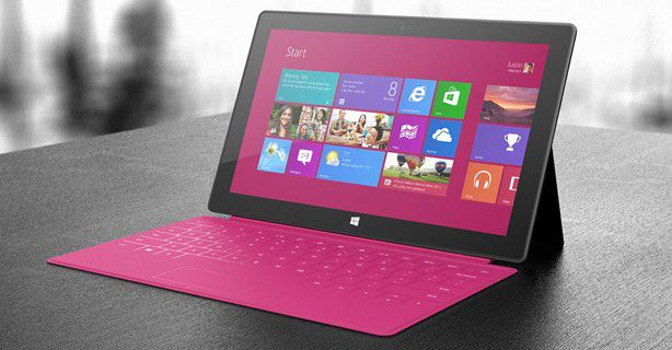 "Microsofts ""Vollwert""-Tablet Surface Pro mit Windows 8 Pro kommt nach Deutschland."