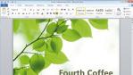Ratgeber Office 2010 Teil 3: Word individuell anpassen - Foto: Microsoft