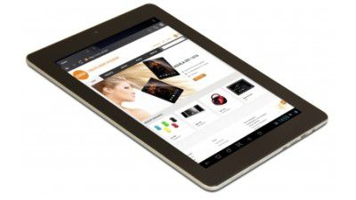 CMX Clanga 097: Interessantes Android-Tablet mit Retina-Display und Quad-Core-Chip - Foto: CMX