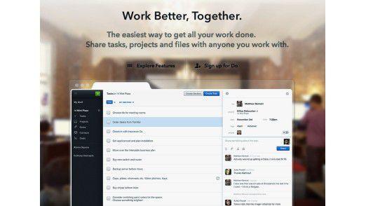 Bei Do stehen Collaboration und eine effektive Teamkommunikation im Vordergrund.