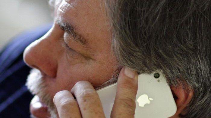 "Apple-Mitbegründer Steve ""Woz"" Wozniak"