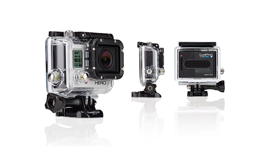 Gopro Hero 3 (Silver Edition)