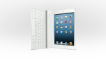 Gadget des Tages: Logitech Ultrathin Keyboard Mini - Tastatur fürs iPad Mini - Foto: Logitech