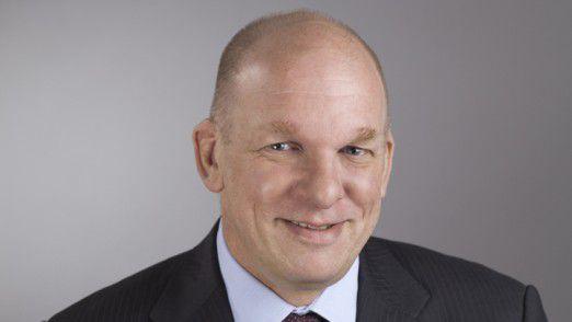 """""""Wir haben Händler von Konkurrenten gewonnen"""", sagt Lenovo-Europamanger Stefan Engel."""