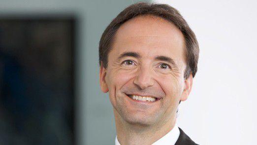 Jim Hagemann Snabe, derzeit noch Co-CEO der SAP AG zusammen mit Bill McDermott