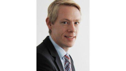 Philipp Stute, Geschäftsbereichsleiter Janz IT AG