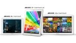 Archos Platinum: Günstige Quad-Core-Tablets mit hochauflösenden IPS-Displays - Foto: Archos