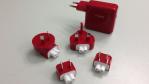 Netz-Adapter für Macbook: Twelve South Plug Bug World im Test