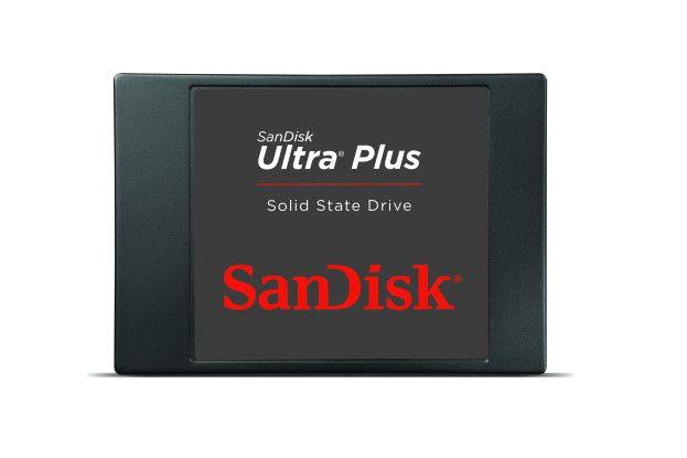 Die SanDisk Ultra Plus mit 256 GB ist für rund 170 Euro auf den Markt gekommen.