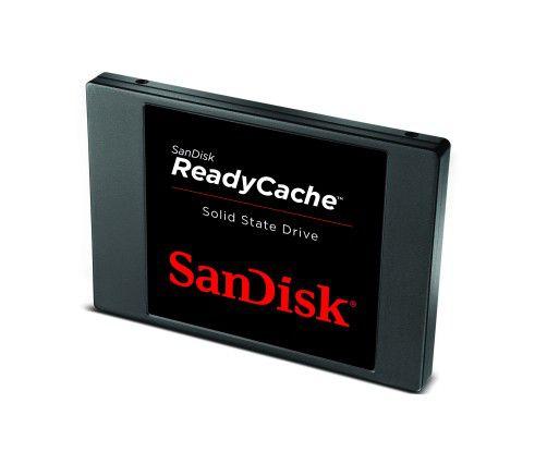 32 GB Flash sollen schlappen Desktop-PCs mit der SanDisk ReadyCache Beine machen.