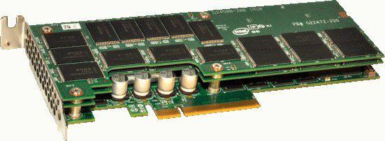 Intels Enterprise-SSDs der Serie 910 bieten bis zu 800 GB und einen viermal so hohen Speicherdurchsatz als SATA III mit 6 GBit/s.