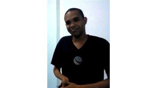 Der 27-jährige Idon Alves entwickelte als erster im Rahmen des Hilfsprojektes MeuSoft eine App für Mikrounternehmer.