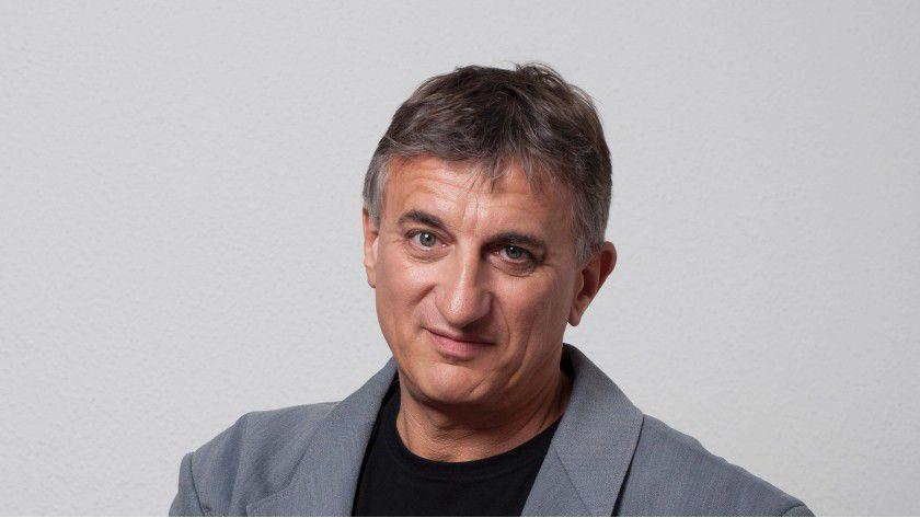 Günter Hilger ist Vorstand des Personaldienstleisters Geco. Sein Unternehmen untersucht quartalsweise den Markt für IT-Freiberufler.