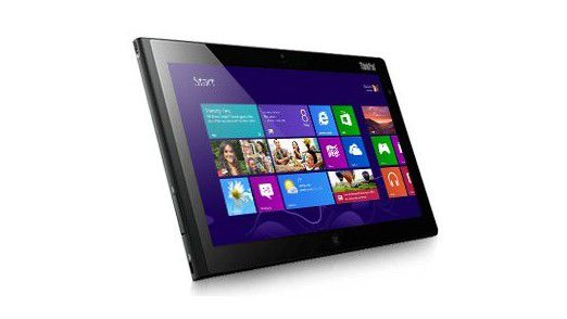 Günstigere Alternative: Thinkpad Tablet 2 von Lenovo