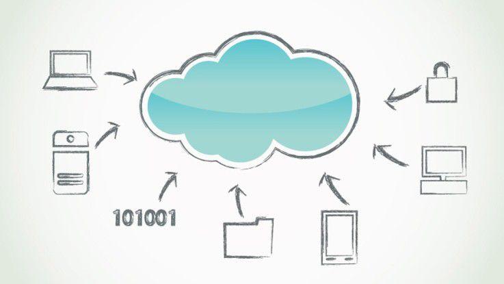 Alles in die Cloud - die Sicherheit darf dabei aber nicht auf der Strecke bleiben...