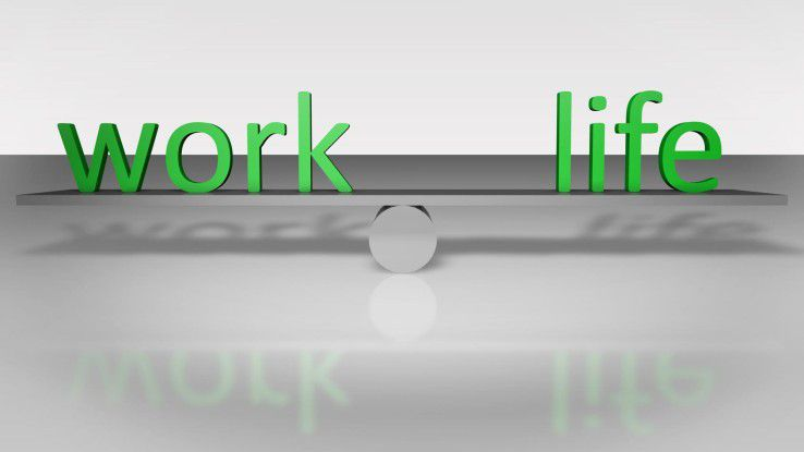 Viele Unternehmen realisieren mehr und mehr, wie wichtig ihren Mitarbeiter eine ausgewogene Work-Life-Balance ist.